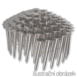 Collated roofing nails 3,05 x 25 mm, smooth shank, HDG