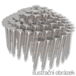 Collated roofing nails 3,05 x 25 mm, ring shank, HDG
