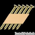 34° Paper strip nails 40 x 60 ring ANKER EG