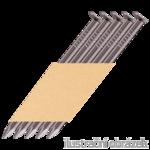 Paper strip nails 34° D-head 31 x 80 smooth bright