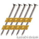 34° Plastic strip nails 40 x 50 ring ANKER EG 12µ