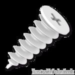 Polystyren plug HDP 23x50 mm, polyamid