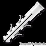 Hmoždinka UPA-L standard s lemem 14x75mm nylon
