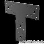T-plate bracket 160x98x45x2,0