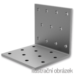Angle bracket 90° Type 1 80x60x60x2,0