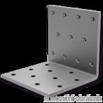 Angle bracket 90° Type 1 40x120x120x2,0