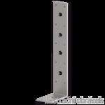 Reinforced angle bracket  90° Type 3 40x240x60x3,0