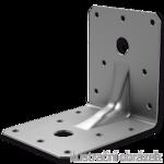 Reinforced angle bracket 90° Type 4 90x100x100x3,0