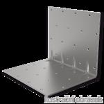 Reinforced angle bracket  90° Type 5 120x35x35x1,5