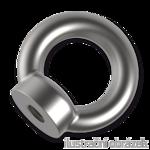 Lifting eye nut DIN582 M24, galvanized