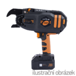 Rebar tier, battery operated TJEP ULTRA GRIP 40