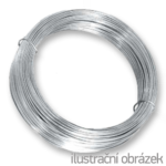 galvanized annealed wire 1,6 mm - 2 kg ring