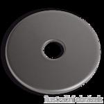 Carrosserie washers M4x30x1,5, galvanized