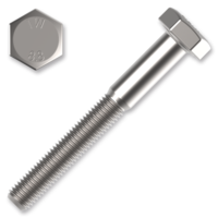 Hexagon head bolt DIN931/933