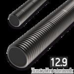 Threaded rod DIN975 M6x1000, cl.12.9, plain