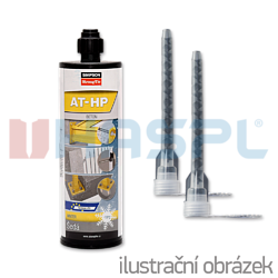 Chemická kotva Simpson AT-HP380 zimní - 380ml