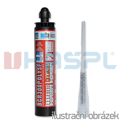 Injection mortar Bossong BCR POLY SF 300ml