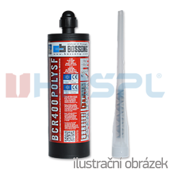 Injection mortar Bossong BCR POLY SF 400ml