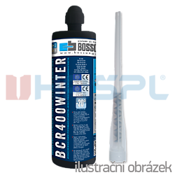 Injection mortar Bossong BCR V-PLUS 400ml Winter
