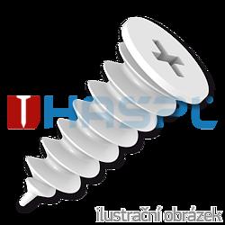 Polystyren plug HDP 23x50 mm, polyamid - 1