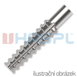 Hmoždinka plechová HP 8x60mm - 1
