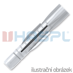 Nylon hollow wall fixing UH 10x60mm - 1