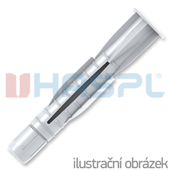 Nylon hollow wall fixing UHL 6x38mm - 1