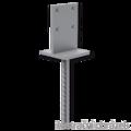 Anchor base to concrete type T 70x70x4,0 - 1/3