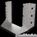Joist hanger type 1 80x80x2,0 - 1/3