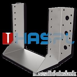 Joist hanger type 1 100x184x2,0 - 1