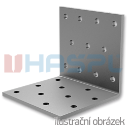 Angle bracket 90° Type 1 40x60x60x2,0 - 1
