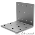 Angle bracket 90° Type 1 100x80x80x2,5 - 1/3