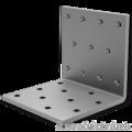 Angle bracket 90° Type 1 80x60x60x2,5 - 1/3