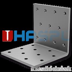 Angle bracket 90° Type 1 40x100x100x2,5 - 1