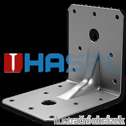 Reinforced angle bracket  90° Type 4 65x90x90x2,5 - 1