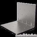 Reinforced angle bracket  90° Type 5 100x53x53x1,5 - 1/3
