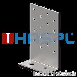 Angle bracket 90° Type 8 125x35x40x3,0 - 1