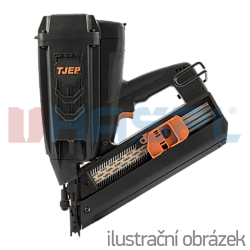 100200 - 34° Framing nailer TJEP GRF 34/100 EXCELLENT GAS