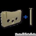 Panelling handle KB 4 mm - 1/3