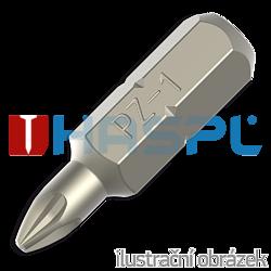 Point Pozidrive PZ 1 - length 25 mm