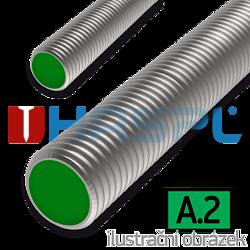 Threaded rod DIN975 M8x1000, cl.,