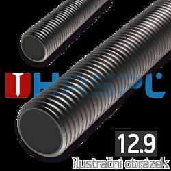 Threaded rod DIN976 M30x1000, cl.12.9, plain