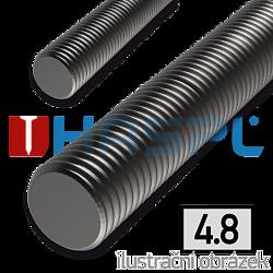 Threaded rod DIN975 M24x1000, cl.4.8, plain
