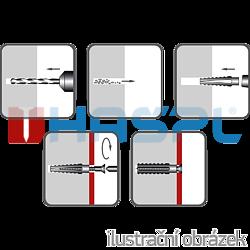 Hmoždinka plechová HP 8x60mm - 2