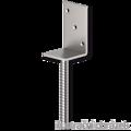 Anchor base to concrete type L 80x80x4,0 - 2/3