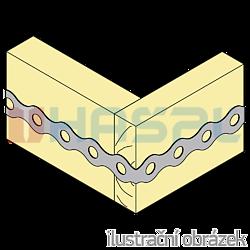 Mounting strip 12x10000x1,0 - 2