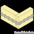 Mounting strip 12x10000x1,0 - 2/3