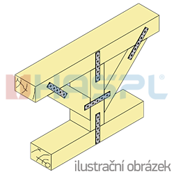Bonding tape 40x260x3,0 - 2