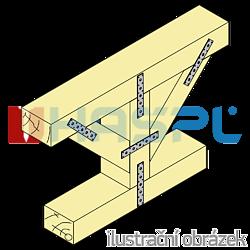 Bonding tape 40x140x3,0 - 2