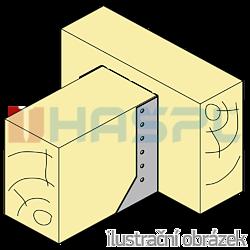 Joist hanger type 2 80x160x2 - 2